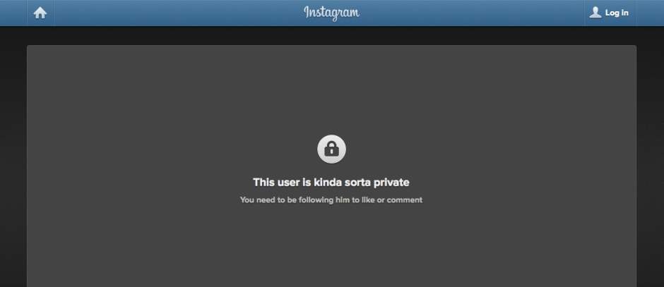 how to get a private profile on instagram