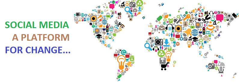 social-media-a-platform-for-change